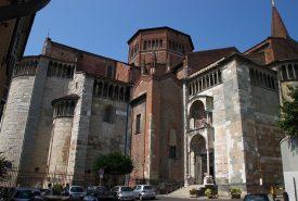 vista della chiesa di Piacenza, in questo territorio è presente la nostra azienda