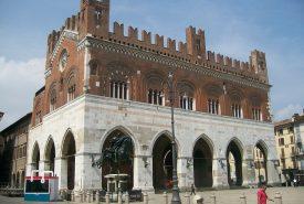 Piazza di Piacenza dove opera la nostra web agency