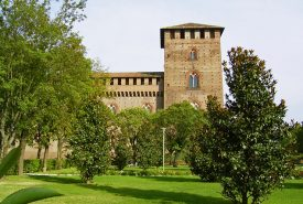 castello visconteo di pavia città dove opera la nostra web agency