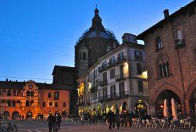 Piazza di Pavia dove opera la nostra web agency