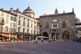 piazza vecchia bergamo dove opera la nostra web agency