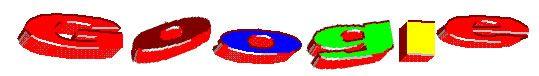 il primo logo di google