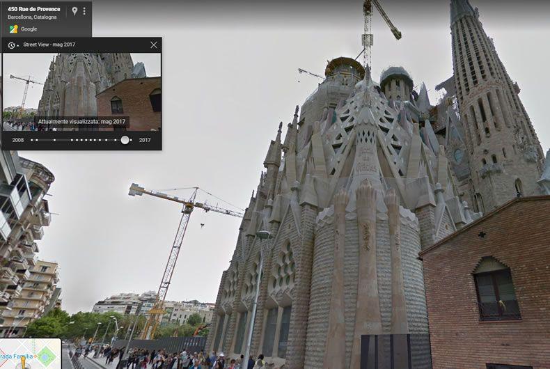 Come Vedere Le Versioni Precedenti Di Google Maps Street View